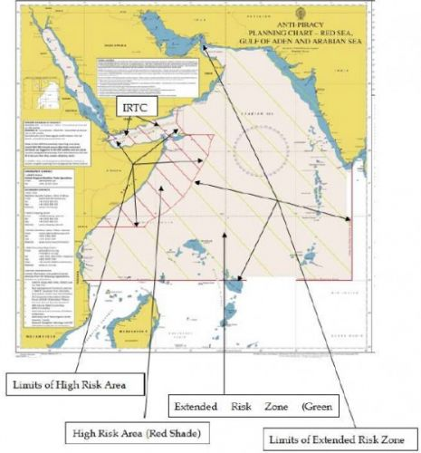 Gulf of Aden transit NO extra compensation