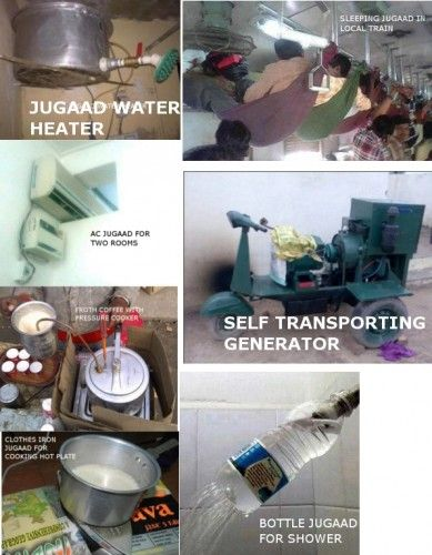 Jugaad technology Products